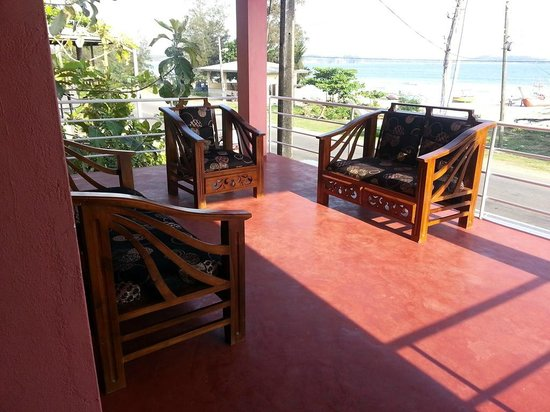 Galle Apartments : balcony
