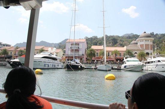 Langkawi Duck Tours- Day Tours: Perdana Quay