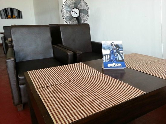 Galle Apartments : Cafe