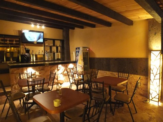 Hotel Rincon Real Suites : Bar Terraza