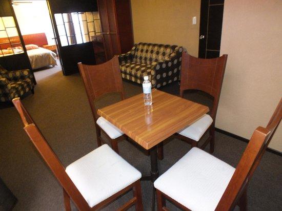 Hotel Rincon Real Suites : Suite nupcial