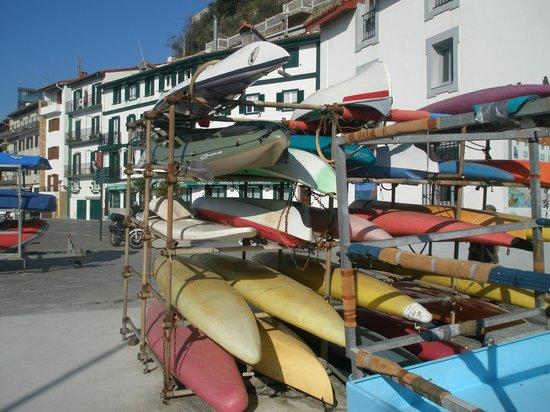 Kanpoeder: Puerto