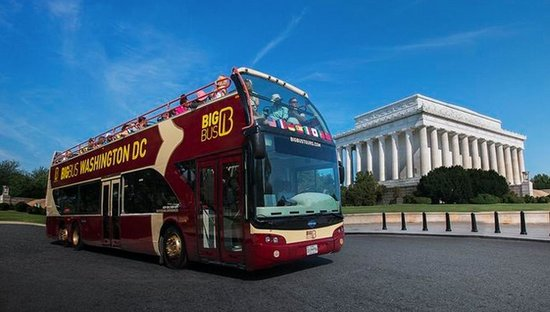 Big Bus Washington DC