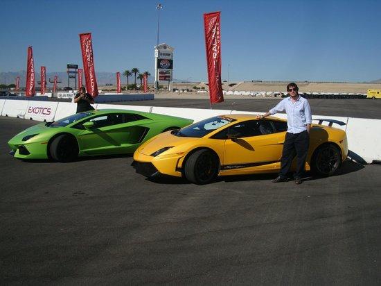Exotics Racing: Lamborghinis