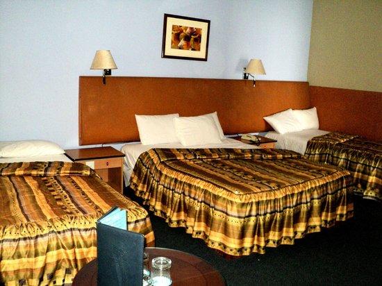 Blue Star Hotel: Triple Room
