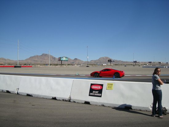 Exotics Racing: Circuito Las Vegas