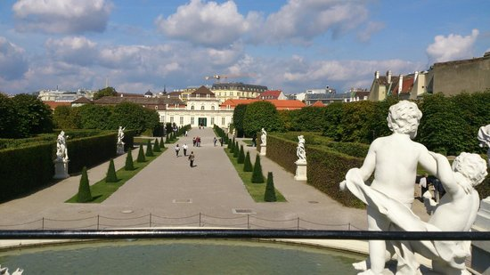 Belvedere Palace Museum : 外観
