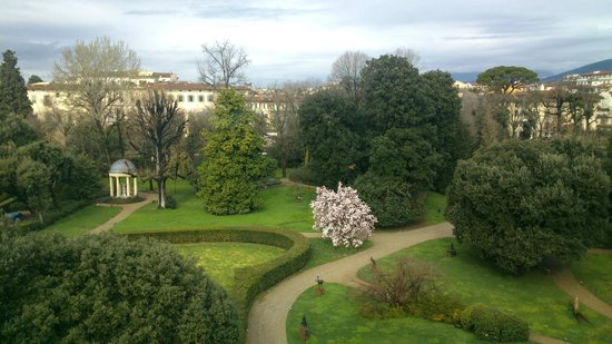 Four Seasons Hotel Firenze: Parco