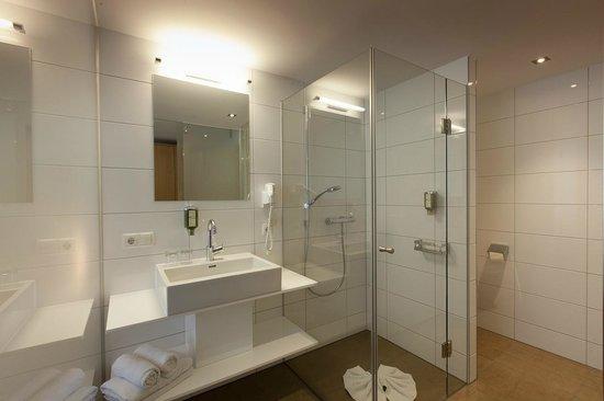 Gasthof Wälderhof: Badezimmer im Wälderhof
