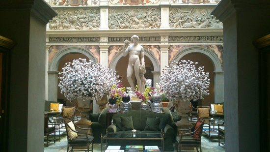 Four Seasons Hotel Firenze : Hall