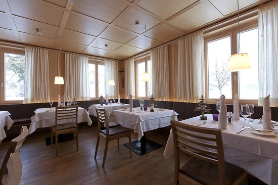 Gasthof Wälderhof: Das Restaurant Wälderhof