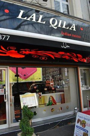 Lal Qila Indian Restaurant : Lal Qila