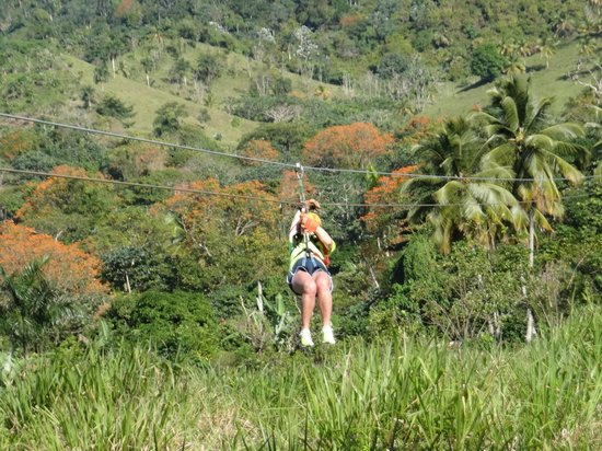 Canopy Adventure Zip Line Tours : Talk about a view!!