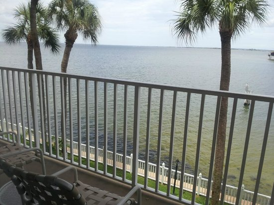 Bay Harbor Hotel : panorama