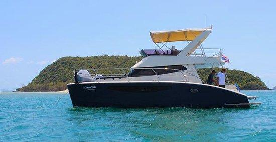 Thai Island Cruising : Das Boot