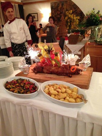 Hotel Trieste : cena speciale