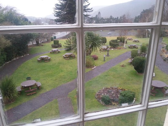 The Royal Victoria Hotel Snowdonia : pleasant view