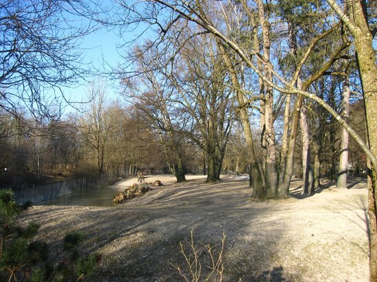 Tierpark Hellabrunn: wide open spaces