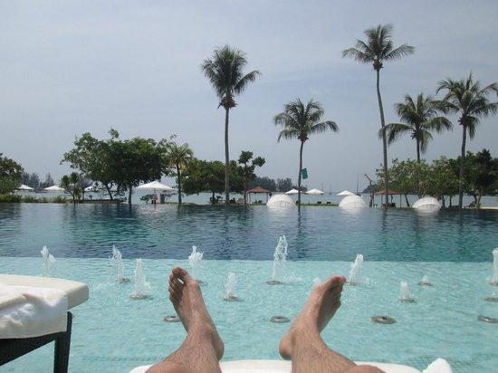 The Danna Langkawi, Malaysia : piscine
