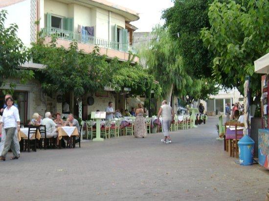 Sunrise Apartments: View of piskopiano