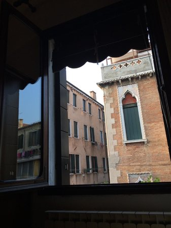Casa Rezzonico: View from our room