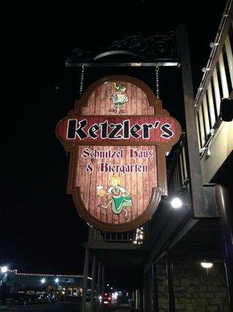 Ketzler's Schnitzel Haus and Biergarten