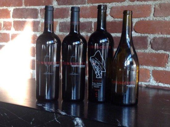 Crossings - Hunnicutt Wine (Wine Dinner on 3.7.14)