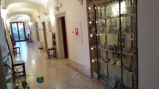 San Sebastiano Garden Hotel: Pasillo 2