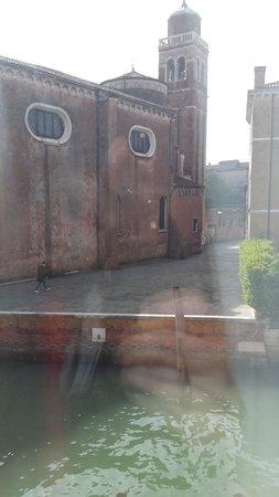 San Sebastiano Garden Hotel: Canal