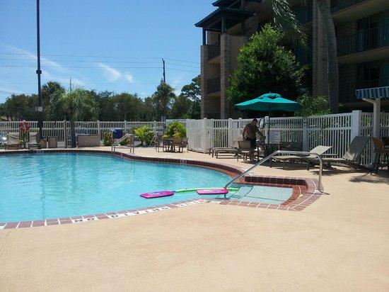 Best Western Plus Siesta Key Gateway : piscina