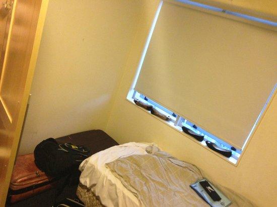 Scholar Hotel Apartments: Janela