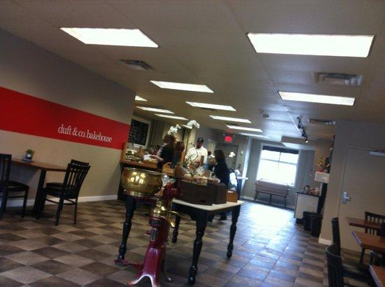 Duft & Co. Bakehouse: Inside Duft & Co.
