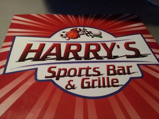 Harry's Sports Bar & Grill: locale