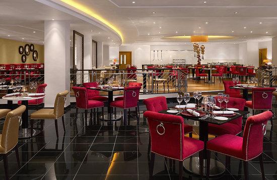 Sheraton Heathrow Restaurant Menu
