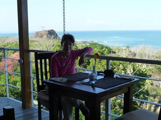 Hotel Moana : Vue du restaurant