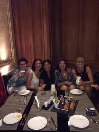 Sofitel Montevideo Casino Carrasco & Spa: at the BAR having fun