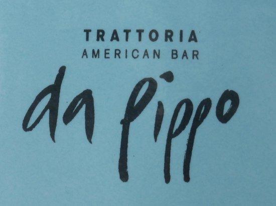 Da Pippo: Restaurant Sign