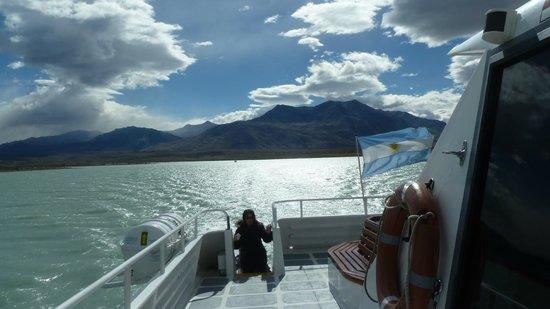 Patagonia Adventures: Panoramica del Lago Viedma