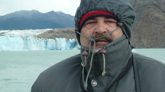 Patagonia Adventures: Foto fondo Glaciar Viedma