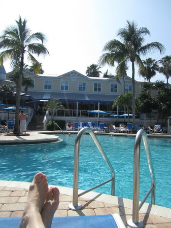 Sheraton Suites Key West: Pool