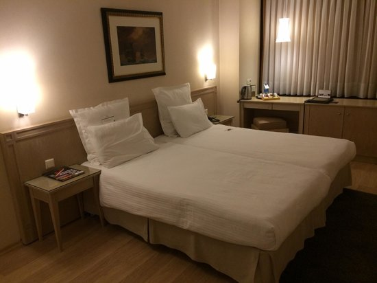 Kalyon Hotel Istanbul : The room
