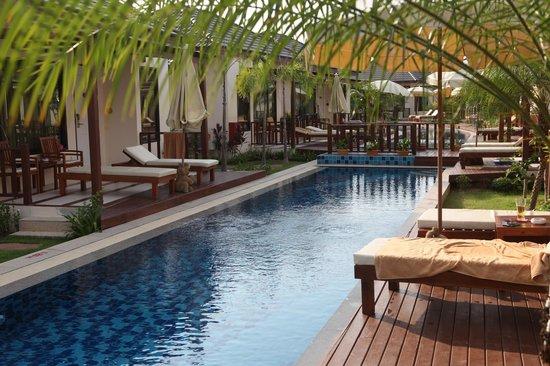 Pinnacle Grand Jomtien Resort: Бунгало