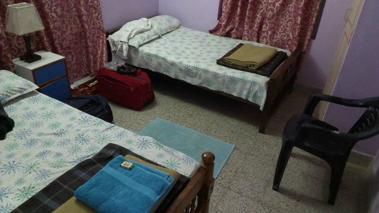 Sai Sadan Homestay: Bedroom