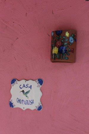 Cabo Pulmo Casas: Casa chuparosa