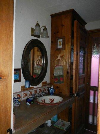 Cabo Pulmo Casas: bathroom