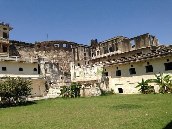 Kishangarh, India: in all its understated glory