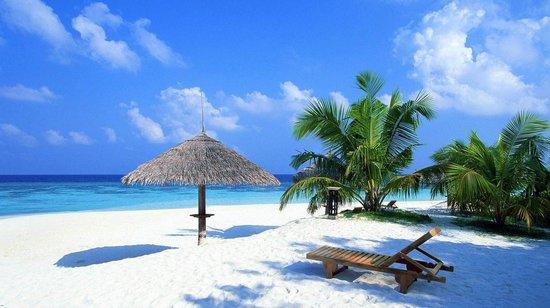 Guraidhoo Vacation Inn : Picnic Island