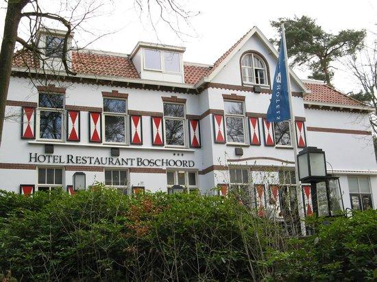 Fletcher Hotel-Restaurant Boschoord: hotel boschoord