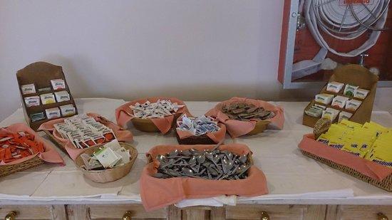 THB Torrequebrada Hotel: buffet desayuno