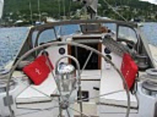 Nicola IV - Private Day Charters : Nicola IV sailboat